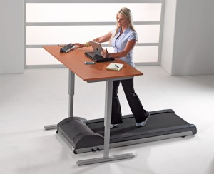 Treadmill & Standing Desks