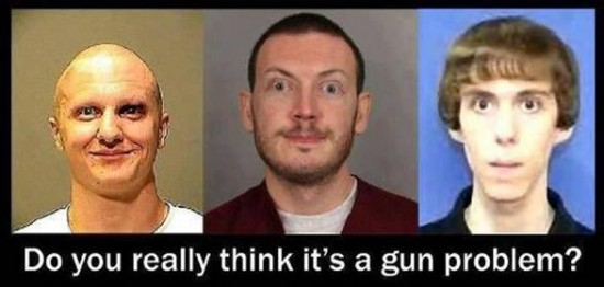 Nearly Every Mass Shooting In The Last 20 Years Shares One Thing In Common, And It's Not Guns! (1/3)