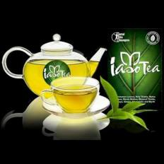 Iaso-Tea blog tea cup and package